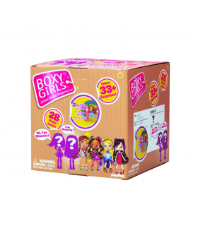 JUMBO PACK - BOXY GIRLS